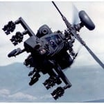 Apache Attack Helicopter. Photo: Boeing
