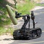 TALON Robot Photo: QinetiQ