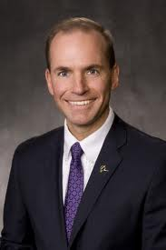 Boeing Chairman, President and CEO Dennis Muilenburg. Photo: Boeing
