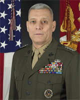 Assistant Commandant of the Marine Corps Gen. John Paxton