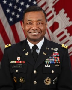Lt. Gen. Thomas Bostick,, Army Chief of Engineers and Commanding General U.S. Army Corps of Engineers  Photo: U.S. Army