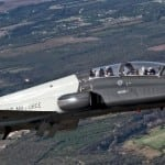 A U.S. Air Force T-38 training jet. (Air Force photo)