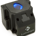 Lumidigm's V-Series fingerprint module