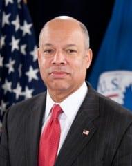 Homeland Security Secretary Jeh Johnson. Photo: DHS