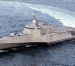The USS Coronado (LCS-4): Photo: U.S. Navy