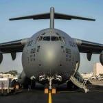 C-17. Photo: Air Force.