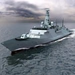 Type 26 Global Combat Ship Image: BAE Systems