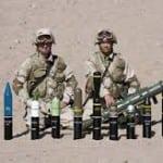 Carl-Gustaf Ammunition Photo: Saab