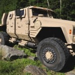 The Joint Light Tactical Vehicle (JLTV) is a major Army program. Photo: Lockheed Martin