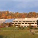 FBI's Criminal Justice Information Services headquarters in Clarksburg, W. Va.