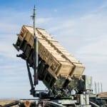 Patriot Launcher Photo: Raytheon.