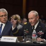 Hagel, Dempsey Testify Before Senate