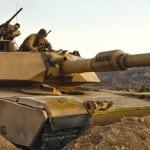 Abrams M1A1 Photo: General Dynamics