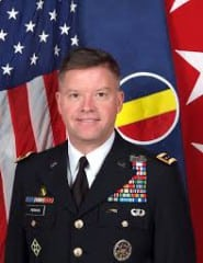 Gen. David Perkins Commander Army Training and Doctrine Command Photo: TRADOC