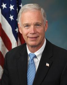 Senate Homeland Security and Governmental Affairs Committee Chairman Ron Johnson (R-Wisc.).