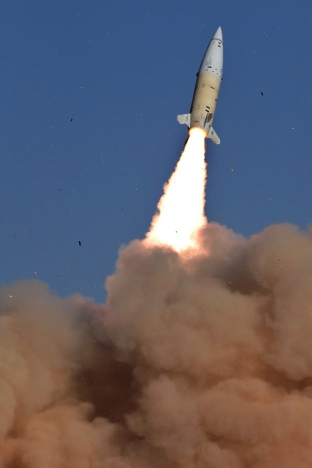 Army Speeds Up Fielding Artillery Missile By Five Years