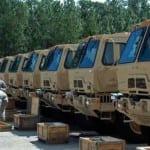 Medium Tactical Vehicles (MTVs)