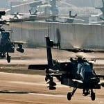 AH-64 Apache Helicopters Photo: U.S. Army