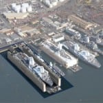 BAE Systems plans new dry dock in San Diego. Photo: BAE Systems