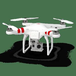 The popular quadcopter UAV developed by China's DJI. Photo: DJI