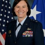Air Force Major General Sarah Zabel, Director of IT Acquisition Process Development. Photo: Department of Defense.