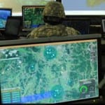 The Integrated Air and Missile Defense (IAMD) Battle Command System (IBCS). (Photo: Northrop Grumman)