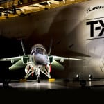 Boeing's T-X aircraft offering, unveiled in St. Louis on Sept. 13. Photo: Boeing.