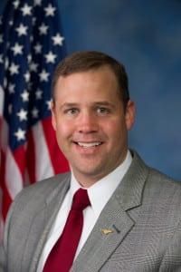 Rep. Jim Bridenstine (R-Okla.). (Photo courtesy of office of Rep. Bridenstine.)