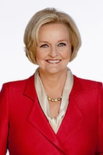 Sen. Claire McCaskill (D-Mo.), ranking member on the Senate Homeland Security and Governmental Affairs Committee, wants DHS Secretary John Kelly to her on a presidential order suspending immigration to the U.S. from certain countries.