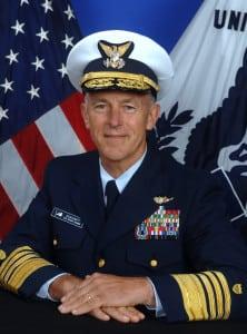 Coast Guard Commandant Adm. Paul F. Zukunft. Photo: U.S. Coast Guard