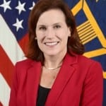 Claire Grady, acting deputy secretary of the Department of Homeland Security. Photo: Defense Department