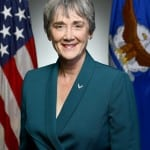 Air Force Secretary Heather Wilson (Air Force photo)