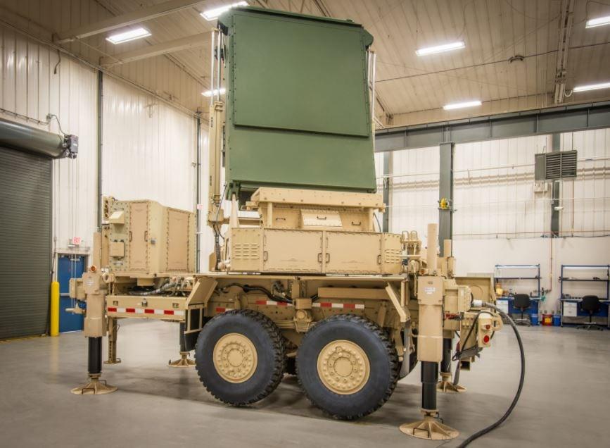 Lockheed Martin's AESA ARES radar technology demonstrator using gallium nitride (GaN) technology. Photo: Lockheed Martin.