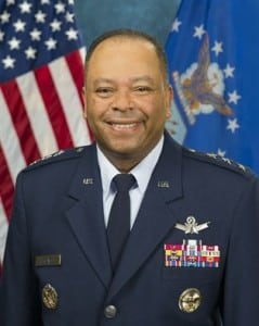 Lt. Gen Samuel Greaves, director of the Missile Defense Agency. Photo: U.S. Air Force.