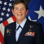 Commander of Air Force Material Command Gen. Ellen Pawlikowski. Photo: Air Force.