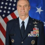 Commander of the Air Force's Air Education and Training Command Lt. Gen. Darryl Roberson. Photo: U.S. Air Force.