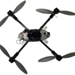 The Border Patrol is testing the InstantEye quadcopter sUAS as well as two fixed-wing systems in operating environments. Photo: PSI Tactical.