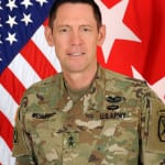 Major General Eric Wesley, commader of the Maneuver Center of Excellence and Fort Benning, Ga. Photo: U.S. Army.