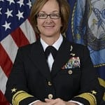 Rear Adm. Lisa Franchetti, chief of staff, J5, Joint Staff at the Pentagon. (Photo: U.S. Navy)