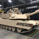The Abrams M1A2 SEPv3 is a great step forward in reliability, sustainability, protection, and onboard power -- positioning the Abrams tank and the Army's ABCTs for the future. (Photo Credit: U.S. Army photo )