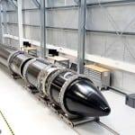 Rocket Lab's Electron launch vehicle. (Credit: Rocket Lab)