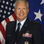 Lt. Gen. John Thompson, commander of Air Force Space and Missile Systems Center (Air Force photo)