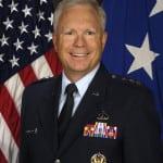 Air Force Lt. Gen. John Thompson (Air Force photo)