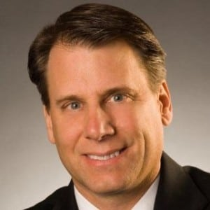 John Brauneis has been named chief executive of Raytheon Emirates. LinkedIn Photo