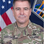 Col. William Hartman, deputy commander of Army Cyber Command's Joint Force Headquarters.  Photo: Army.
