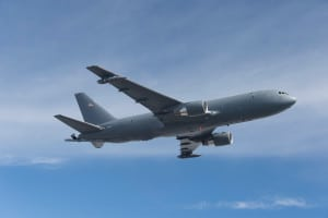 The KC-46 tanker. (Boeing photo)