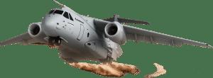 Embraer's KC-390 multimission medium airlifter. Photo: Embraer