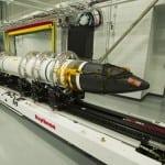 Raytheon's Standard Missile-3 Block IIA missile. Photo: Raytheon.
