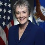 Air Force Secretary Heather Wilson (Air Force photo)