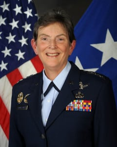 Gen. Ellen Pawlikowski, head of Air Force Materiel Command (Air Force photo)